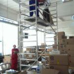 Montáž klimatizačnej jednotky, Protetika, Bratislava