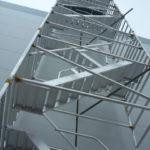 Schodisková veža, Logistické centrum SC