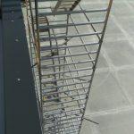 Schodisková výlezová veža 14m