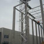 Schodisková veža, Logistické centrum Skalica