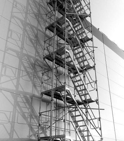 Schodiskové veže